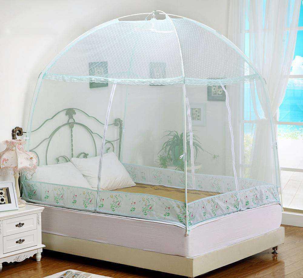 安装蒙古包蚊帐不用愁,实用安装及收纳方法帮你忙