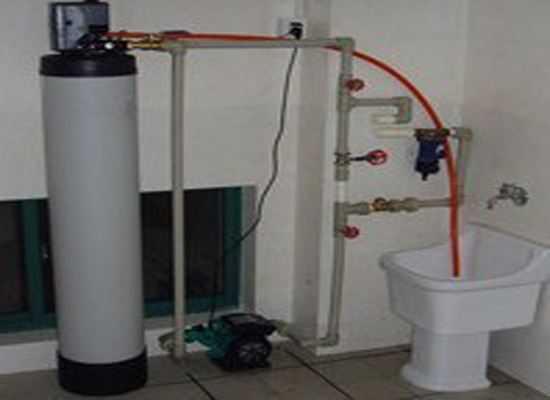 中央净水机安装前期准备与安装步骤