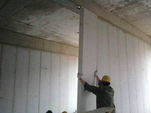 轻质隔墙板是什么,它的安装步骤又是什么