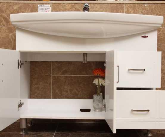 落地浴室柜如何防潮?安装技巧有哪些