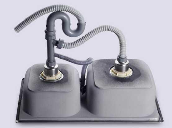 双水槽下水器的优点是什么?水槽下水器如何安装