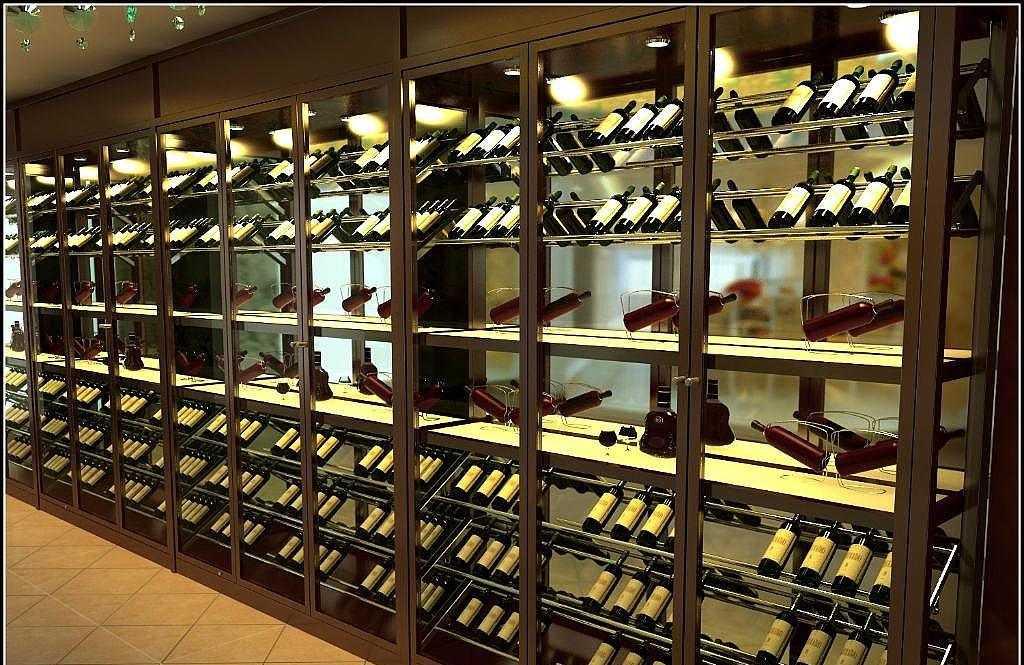 红酒柜怎么安装的?红酒柜安装的步骤
