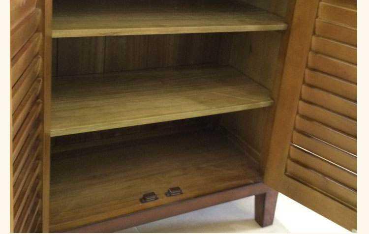 5步合页式鞋柜安装步骤
