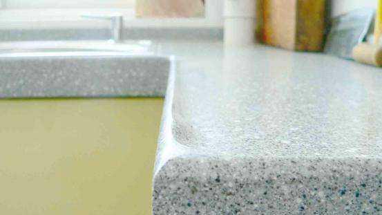厨房台面的挡水条原来这么有用,赶紧安装