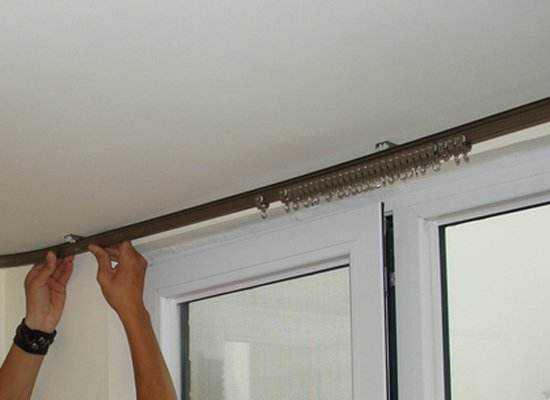 各种窗帘杆安装方法以及窗帘杆安装注意事项