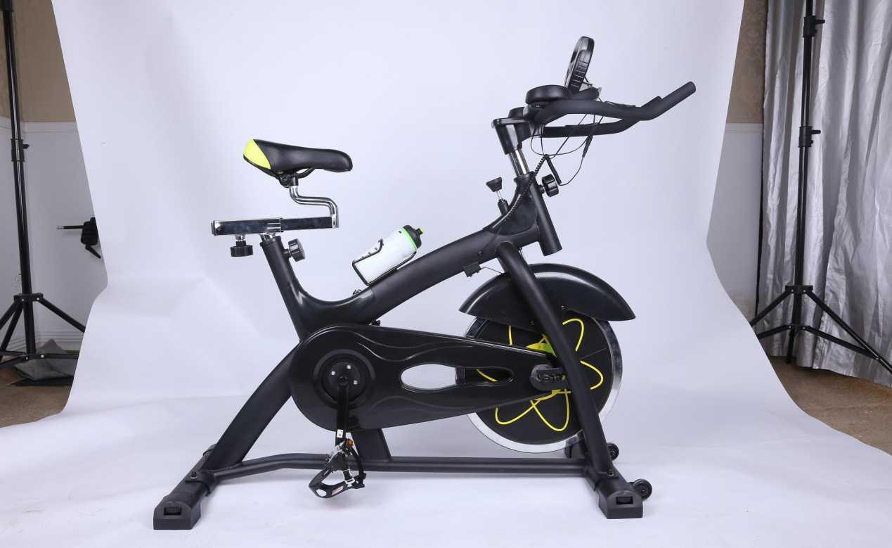 减肥神器之动感单车的安装方法
