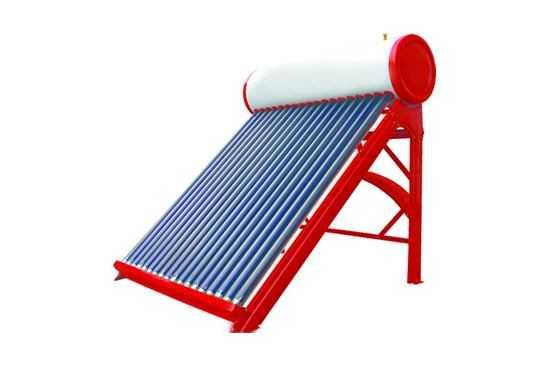 知道太阳能热水器安装小知识,自己动手完成