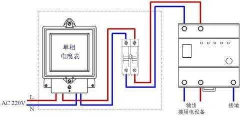 漏电保护器安装方法相关介绍