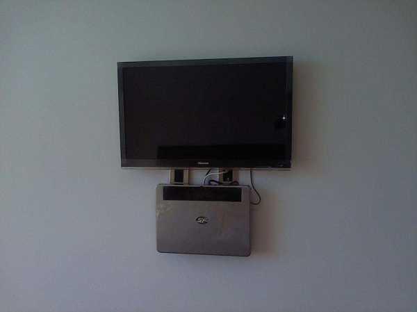 电视机的安装步骤和方法