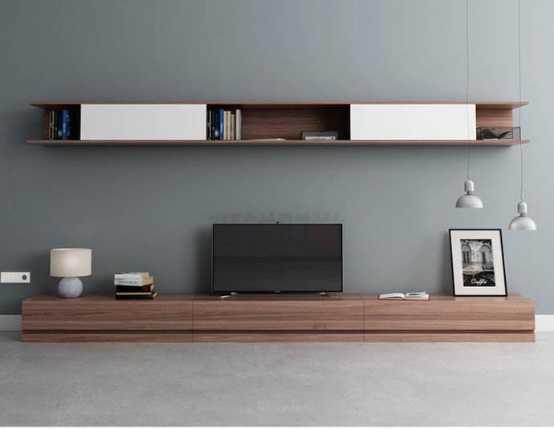 实用壁挂电视柜安装流程推荐