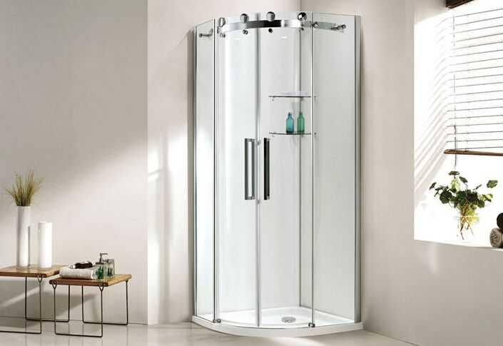 轨道式淋浴房安装方法