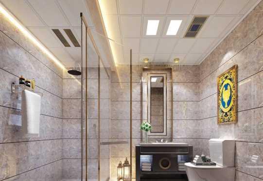 卫浴吊顶安装怎么收费 安装注意事项是什么