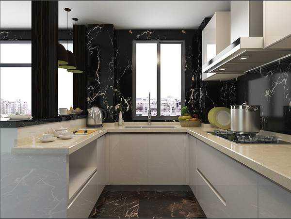 家居装修安装流程对比:定制橱柜&整体橱柜