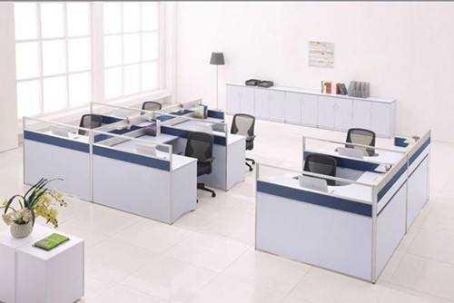 屏风办公桌如何组装?办公桌安装步骤