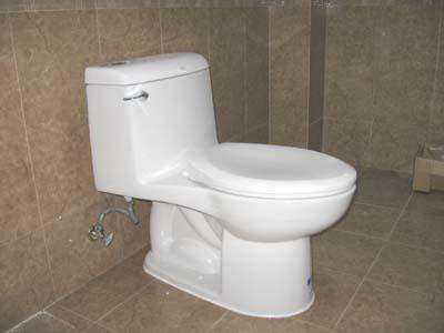 马桶的安装及卫生间吊顶安装