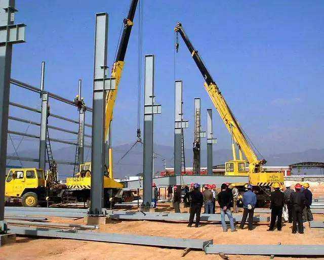 钢结构安装要注意哪些?