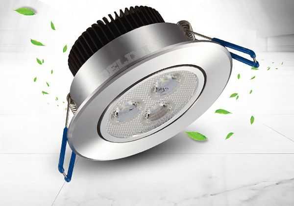 筒灯安装注意事项及安装步骤