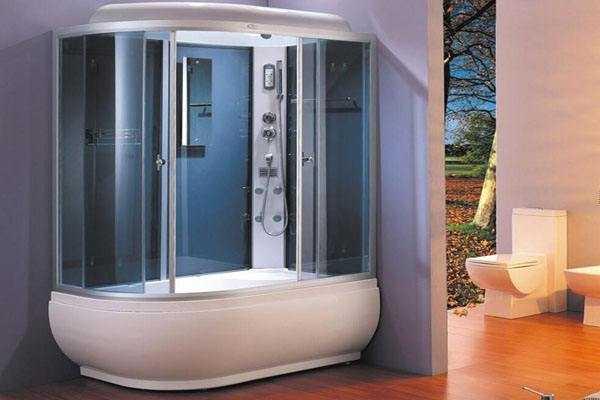 扇形淋浴房安装步骤与安装注意事项