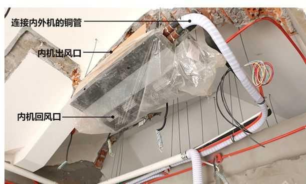 格力|家用中央空调安装教程