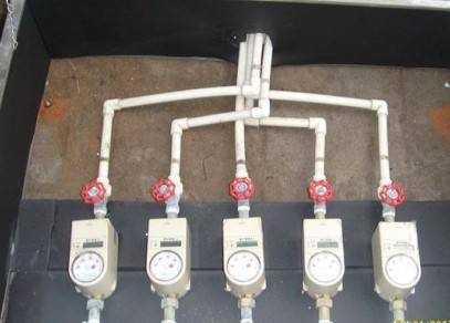 智能水表安装方法及注意事项
