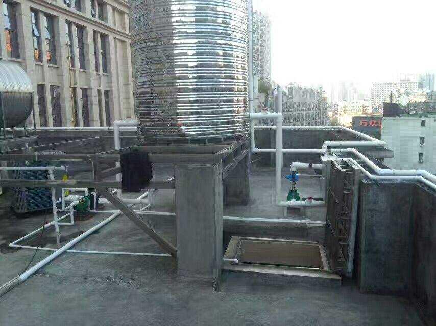 空气源热水器安装 仪表排水设施安装
