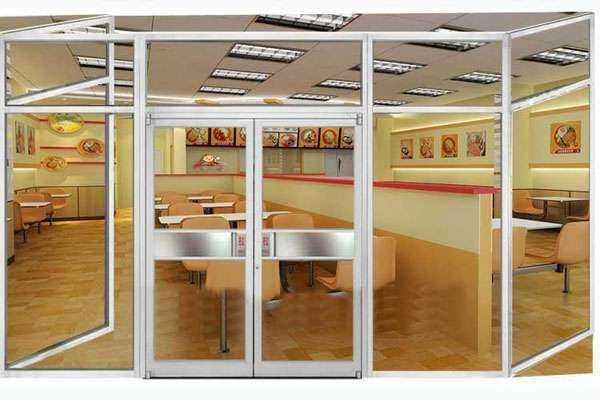 玻璃门不会安装?玻璃门安装有技巧