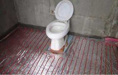 【经验分享】卫生间能否安装地暖—卫生间安装地暖好吗