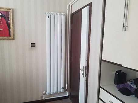 暖气安装收费标准