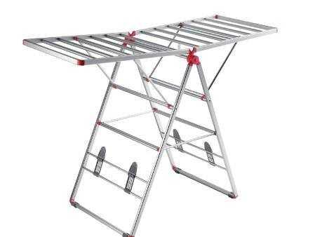 折叠式晾衣架—如何安装折叠式晾衣架