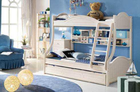 高低床怎么安装 高低床安装教程