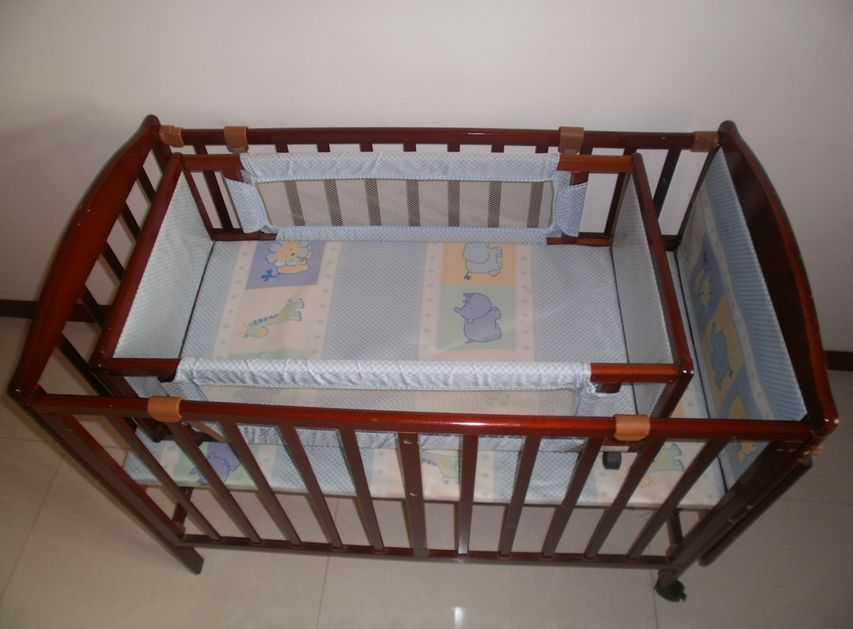 好孩子婴儿床安装及安装注意事项