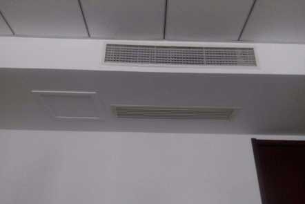 空调风机盘管安装及维护
