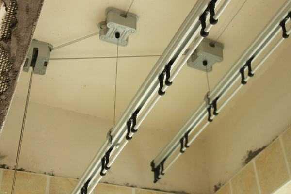 吊顶和安装晾衣架先后问题有结果了