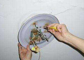吸顶灯怎么安装 吸顶灯安装流程