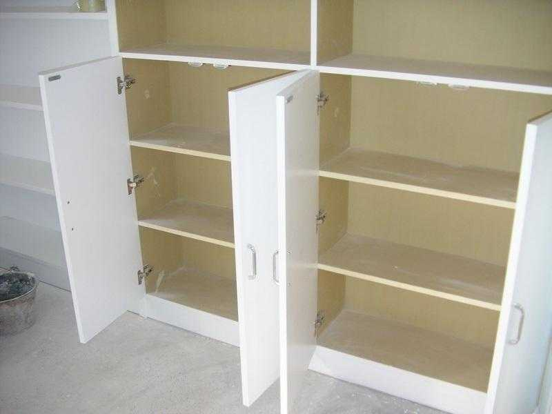 三步搞定书柜安装