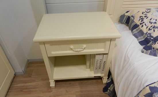 床头柜组装 柜身及抽屉组装方法