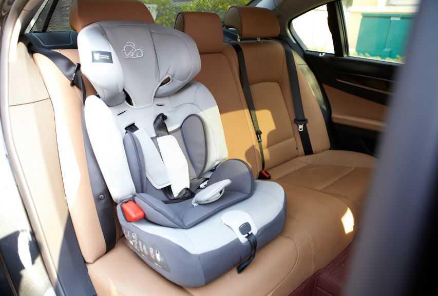 如何安装儿童座椅,4岁左右的安全座椅安装方法
