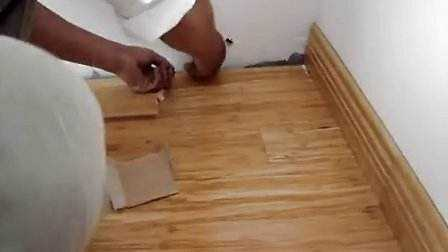 木质瓷砖等各类踢脚线安装