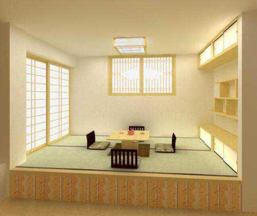 小户型省空间装备 榻榻米安装步骤
