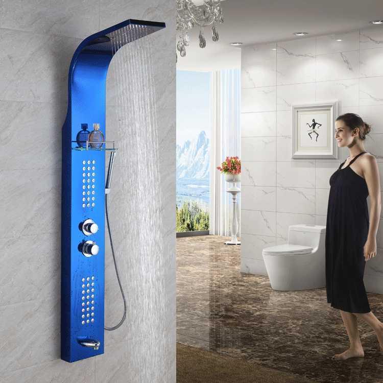 更显生活品质 淋浴屏安装方法