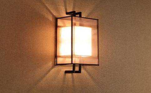 各个区域壁灯安装高度及安装步骤