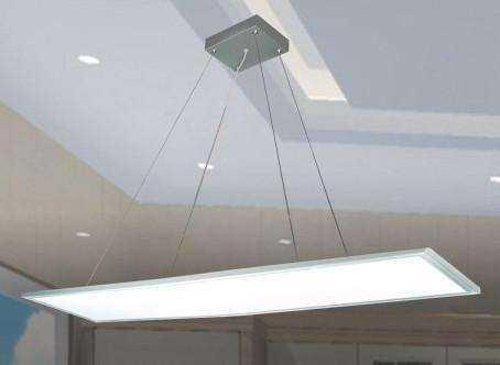 led平板灯的安装方法