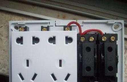 插座开关怎么安装,插座安装教程详解