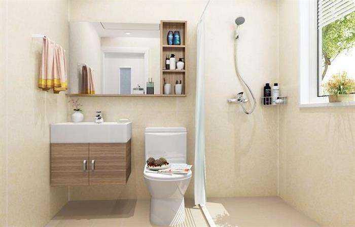 整体卫浴安装不得不说的几大注意事项