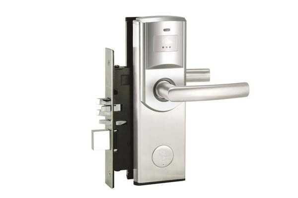 磁卡门锁安装步骤教程