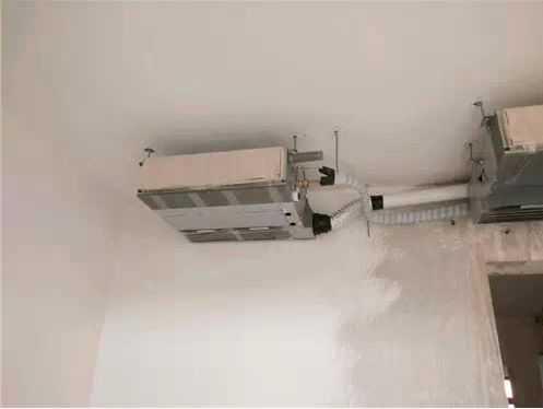 风管机安装步骤教程