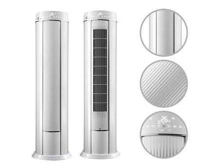 圆柱空调安装教程