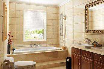 洗去一天疲劳 嵌入式浴缸安装步骤