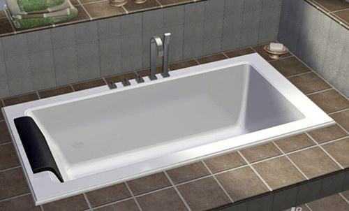 优享品质生活,嵌入式浴缸安装步骤