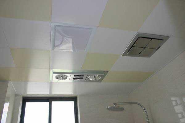 浴室灯安装需要注意的细节